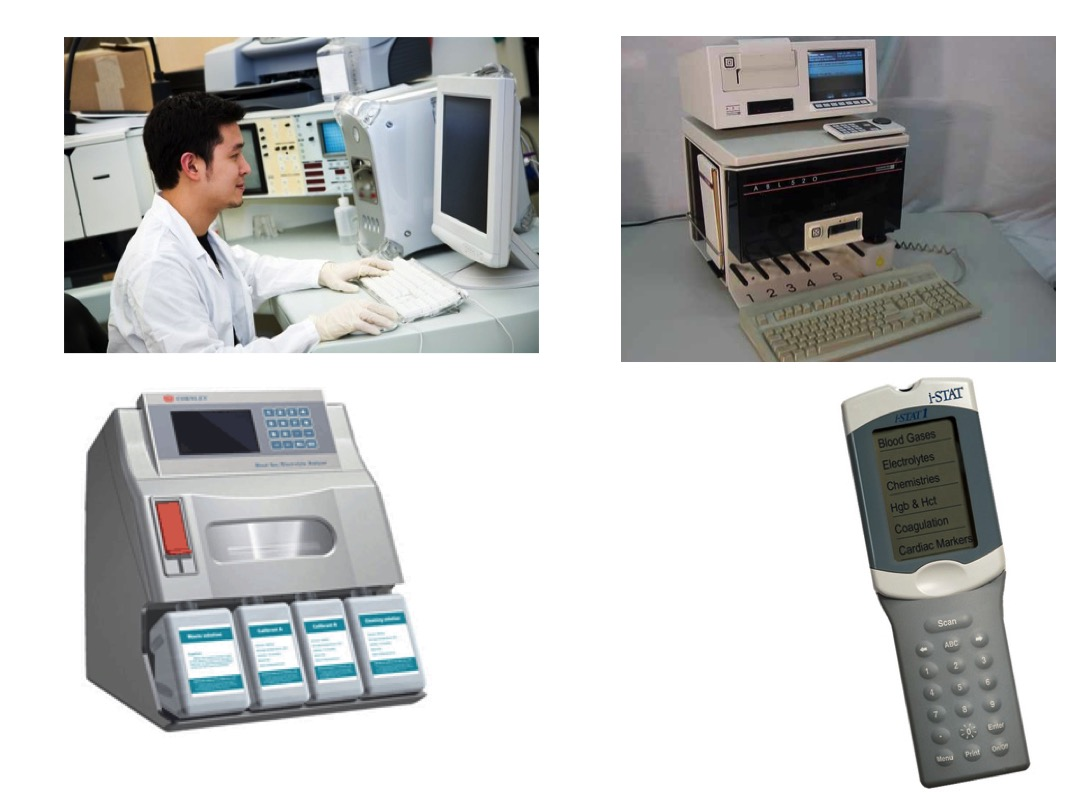 Blood Gas Analyzer Images 3 slide image