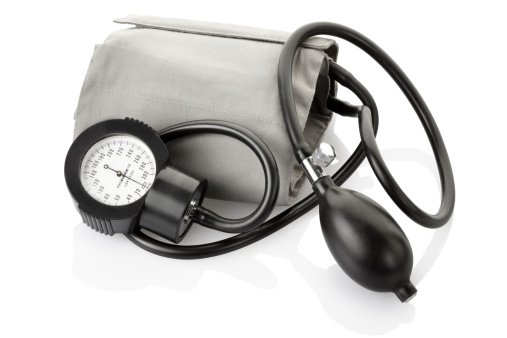 reading blood pressure image